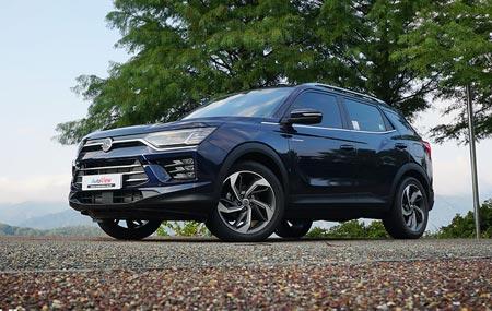 [시승기] 쌍용 코란도 가솔린 1.5 T 4WD