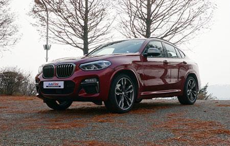 [시승기] BMW, 2세대 X4 xDrive M40d