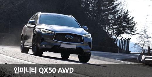 인피니티 QX50 AWD
