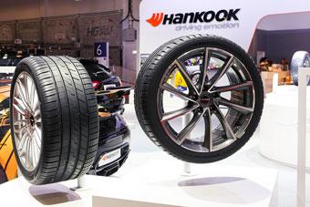 한국타이어, 유럽 자동차 산업 전시회...