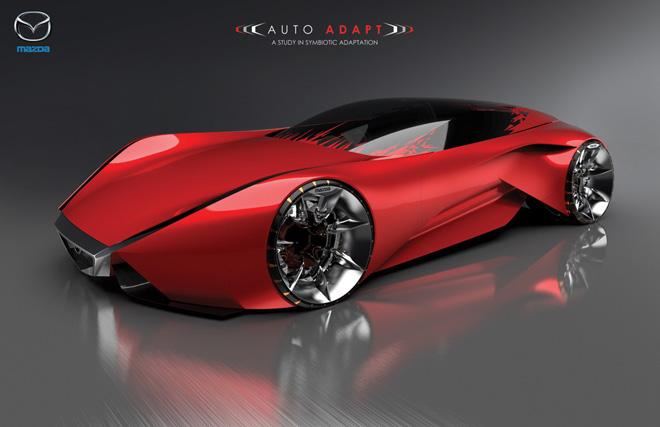 Mazda Furai Vehículos Supercars Hd Fondos De Pantalla: 2013 LA 오토쇼 디자인 챌린지 출품작 공개